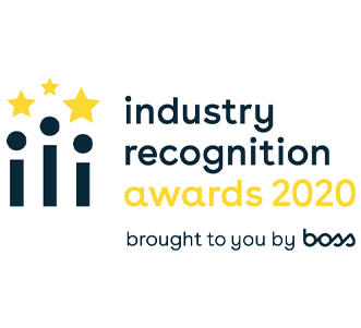 Industry Recognition Awards 2020 BOSS
